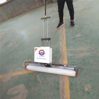 高頻率振動混凝土蓋膜機鋰電池覆膜機