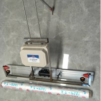高頻率振動混凝土蓋膜機鋰電池自動化蓋膜機