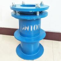 腾跃柔性防水套管A型 预埋柔性套管 钢制柔性防水套管