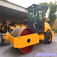 山东潍坊5吨单钢轮座驾压路机质量好