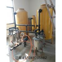 沼气脱硫器脱硫效率高其技术参数详情如下