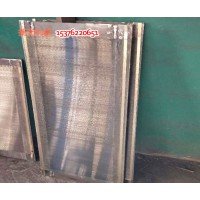 820*400除塵風機振弦過濾板制作標準