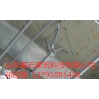 镀锌抗震支架风道通风风管支吊架桥C型钢架管廊电缆人防侧向纵向