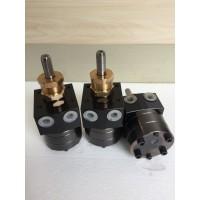 3cc液體噴漆涂料齒輪泵浦 3cc方形靜電輸漆齒輪泵