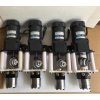 電機帶動轉速5cc油漆齒輪泵
