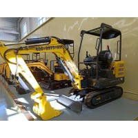超强履带挖掘机 小型路面林园挖土机 工程挖土挖沟机