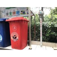 垃圾分类语音提示器便民使用垃圾分类桶