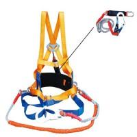 防坠落电工安全带腰带护腰加厚耐磨围杆带爬杆带