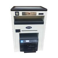 小型不干胶印刷机可印制高清照片