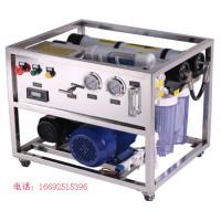 500L-2000L優貝爾海水淡化(機)設備