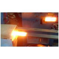 鋼板彈簧(板簧)卷耳加熱爐-板簧折彎機