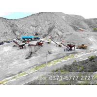 中大型花岗岩碎石机型号及价格