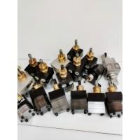 小型輸漆泵 油漆齒輪泵1.5cc靜電輸漆齒輪泵浦