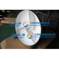 鋰電正極材料回轉窯爐噴涂耐腐耐高溫氧化鋁涂層