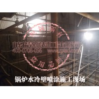 粉芯絲材在電廠鍋爐噴涂工程應用
