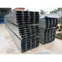京奧興彩鋼鋼結構+C型鋼