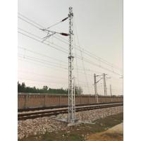 接触网线路检修用抢修支撑, 抢修支柱, 铁路用抢修塔