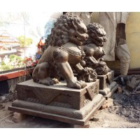 动物雕塑_博创雕塑公司供应动物雕塑