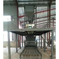 新型玻镁装饰板生产线设备氧化镁防火板地下码垛机厂山东宁津硕丰