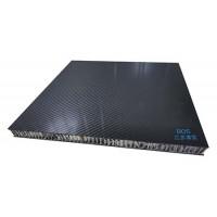 博实生产碳纤维铝蜂窝夹层板舱用外墙用
