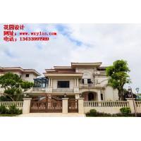 广州别墅花园设计,值得信赖五行园林!