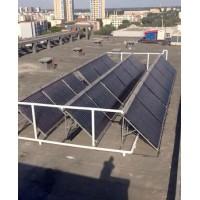 4噸太陽能熱水工程 太陽能集熱工程 太陽能熱水系統