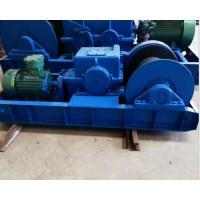 矿用绞车JH-8型回柱绞车特点及结构