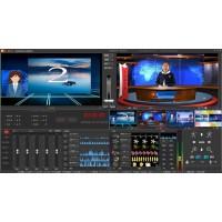 成都天狐供應LBS多機位電商直播系統 便攜式VH版