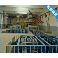 FS外墙防火隔热保温板生产线设备厂潍坊水泥泡沫颗粒复合板设备