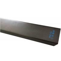 碳纖維矩形管加工定制 用于自動化設備