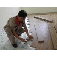 木地板安装技术培训