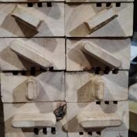 木工数控开榫机 全自动铣榫头机 数控出直榫机 木工公榫机床