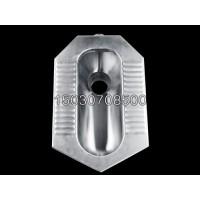 新型不銹鋼蹲便器四周沖水高檔衛生間用不銹鋼蹲坑