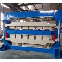 珍珠巖外墻保溫防火板壓板機設備A新型水泥板壓力機廠家