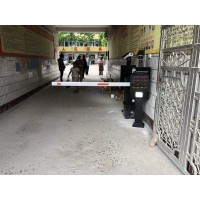 郑州直杆道闸车牌识别智能停车场设备供应