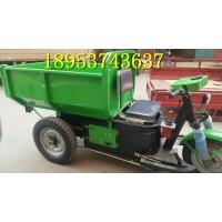广州工地用8马力电动三轮车 混凝土拉浆拉石子三轮车