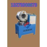 高压胶管压管机产品工作技术原理适用范围