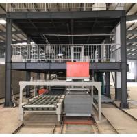 玻镁装饰板生产线厂家A防火板地下码垛机图片