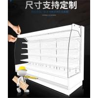 郑州专业定做水果保鲜风幕柜厂家
