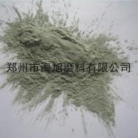 海旭磨料廠家生產綠碳化硅金剛砂