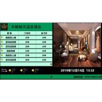 酒店房价牌系统 金价牌价目系统 定制开发