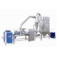 低温粉碎机 连续式打粉机 多功能超细磨粉机
