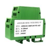 4-20mA转0-10V信号转换器/隔离模块