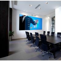 会议室超大画面高精度无边框触控方案