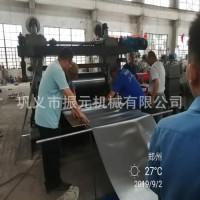 400型宽幅铅板轧机 强大动力平稳运行
