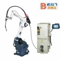 經濟型焊接機器人适用小批量工件