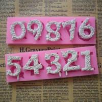 手工蠟燭模具硅膠蠟燭工藝品模具數字蠟燭字母蠟燭深圳指南針硅膠