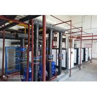 3噸2100KW燃氣低氮環保冷凝模塊鍋爐