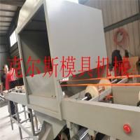 河北克尔斯专业生产彩石金属瓦设备屋面金属瓦生产线