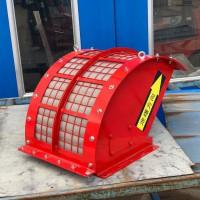 粉塵收集防爆裝置-洩壓洩爆裝置